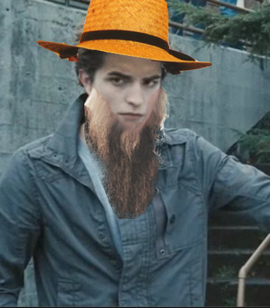 Amish Edward Cullen